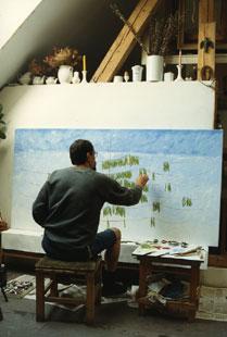 Ion Dumitriu - Artist - Ion 12