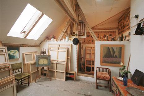 Ion Dumitriu - Artist - Studios