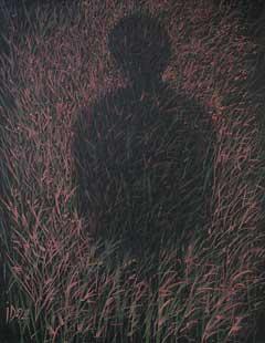 SHADOW - Oil/Canvas (65x50) 1994