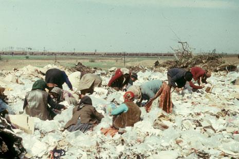 Ion Dumitriu - Gallery - Slides - Garbage Pit 10