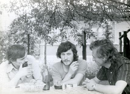 Ion Dumitriu, Mircea Nedelciu, Gheorghe Craciun
