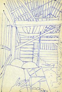 FARA TITLU - Pix / Hirtie (29x21) 1973