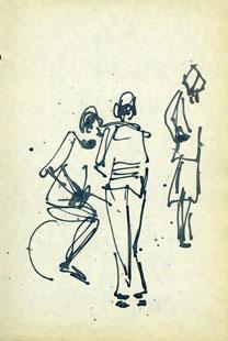 FARA TITLU - Carioca / Hirtie (29x21) 1973