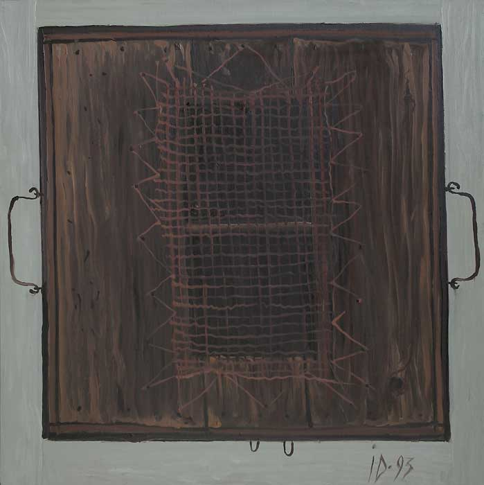 ROINITA - Ulei/Pînza (50x50) 1993