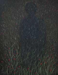 UMBRA IX - Ulei/Pînza (65x50) 1994
