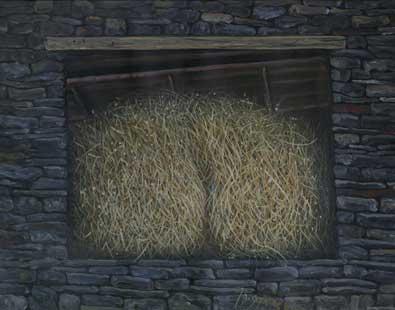 POD CU FIN - Ulei/Pînza (50x65) 1997